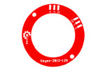 12 bits WS2812 5050 RGB LED Ring back