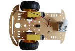 2WD Smart Robot Car Chasis DIY, Arduino