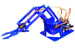 Acrylic Robot Arm Learning Kit